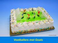 Voetballers-met-goal